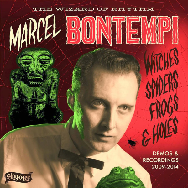 Marcel Bontempi - Witches, Spiders, Frogs & Holes